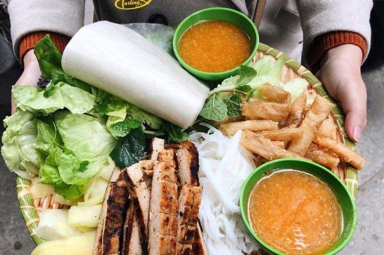 Top 5 món ăn vặt quận CầuGiấy
