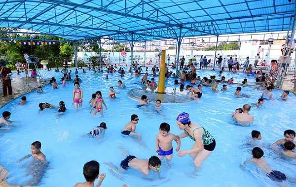 Top 10 Bể bơi hot nhất Hà Nội hiệnnay