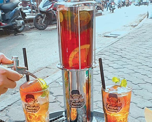 Rủ nhau bắt trend 7 cực phẩm đồ uống mùa hè HàNội