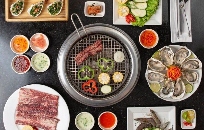 top 7 các nhà hàng buffet ở Hà Nội uytín